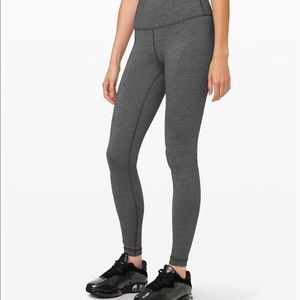 Wunder under extreme high rise leggings